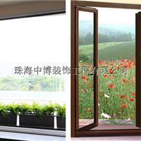 珠海折叠窗,专业门窗安装,中博专业公司