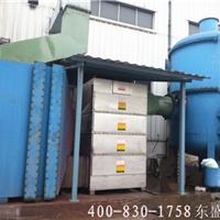 蓬江刷胶废气处理设备能净化干净废气