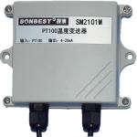 供应SM2101M 4-20M PT100温度变送器