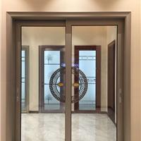 2016年打造中国顶级门窗,铝合金重型推拉门