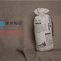 厂家定制石磨面粉袋,棉布袋批发
