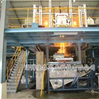 供应日产18吨 陶瓷熔块 微晶玻璃 熔化炉