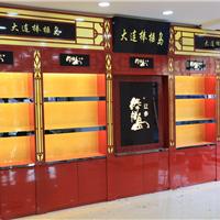 艺轩阁     沈阳精品烤漆展柜厂