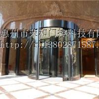 供应惠州/深圳酒店旋转玻璃感应门