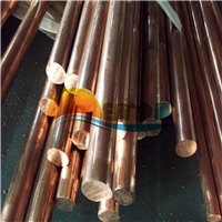 供应TU1紫铜棒 德国进口紫铜棒 无氧紫铜杆