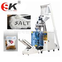 加碘食盐包装机食盐颗粒全自动包装机