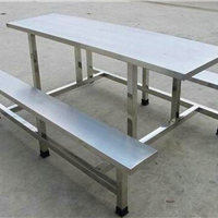 不锈钢餐桌椅-供应易清洗不锈钢餐桌椅厂家