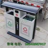 供应市政环卫垃圾桶 钢板垃圾箱