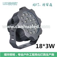 供应27W/54W大功率投光灯/聚光柱子投射灯