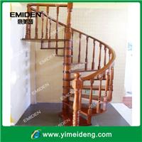 供应厂家直销现代时尚室内阁楼实木旋转楼梯