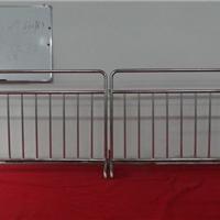 底座可拆卸的不锈钢活动护栏