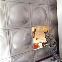 供应安装热水工程保温水箱