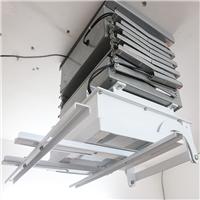 晶固带行程1-3米液晶电视机天花翻转机器