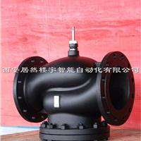 dn300铸铁水阀 西门子原装执行器SKC62组合