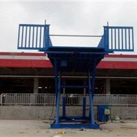 供应大型养猪场专用卸猪台、三层装猪台