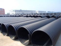 供应延长县PE钢带增强管,市政排水管道