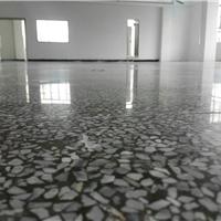 供应柳州水磨石地面翻新处理 厂房地面翻新