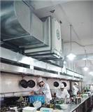 供应深圳宝安电子厂,厨房白铁排气管道描述
