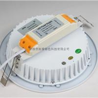 供应超薄筒灯配件 6寸LED筒灯配件