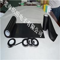 供应黑色热压硅胶皮