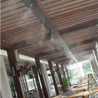 酒吧喷雾降温设备可进一步提高降温效果