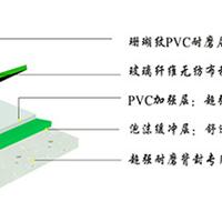 供应北京英利奥珊瑚纹羽毛球运动地板