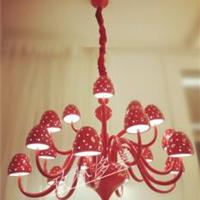 厂家批发时尚个性亚克力客厅吊灯