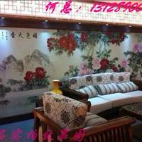 供应瓷砖背景墙印花机