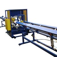 供应铝材缠绕机 型材水平包装机价格