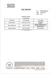 SGS产品认证