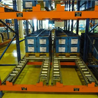重庆货架 仓储货架 重力式货架 辊道式货架