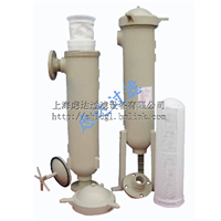 供应PP塑胶袋式过滤器,耐酸碱塑胶过滤器