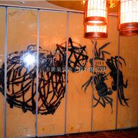 龙口活动隔断屏风墙质优价低