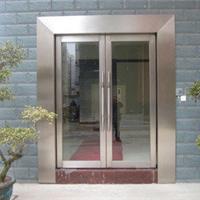 天津河东区安装玻璃门,维修玻璃门