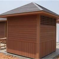 塑木墙板 塑木警卫屋 买卖屋 1套起批