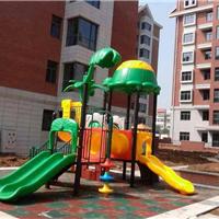橡胶地砖铺设天津室外公小区健身路径区塑胶