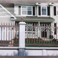 江苏别墅庭院铝合金围栏栅栏阳台楼梯护栏
