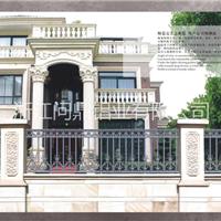 天津别墅庭院铝合金围栏栅栏阳台楼梯护栏