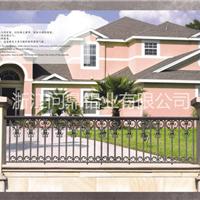 宁夏别墅庭院铝合金围栏栅栏阳台楼梯护栏