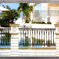 上海别墅庭院铝合金围栏栅栏阳台楼梯护栏