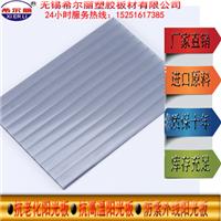 南阳厂家直销防紫外线四层阳光板10年品质