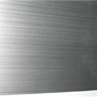 供应拉丝铝板6061拉丝面工业铝板