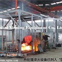 供应自动推杆式油淬火生产线热处理设备