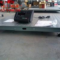 供应泰州1吨-3吨地磅秤,单层电子地磅厂家