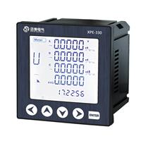 迅博电气XPE-330三相智能电力仪表