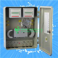 SMC1分64芯光分路器箱插片式光分路器箱
