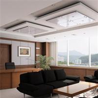 供应上海闵行办公楼装修,办公室造型顶装饰设计施工,玻璃隔断