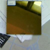 【供应】金黄镀膜 宝石蓝镀膜玻璃 海洋蓝镀膜玻璃 有色镀膜