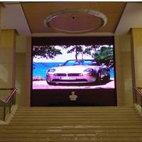 供应室内P4全彩SMD2121黑灯系列压铸铝租赁显示屏