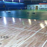 供应NBA篮球场运动木地板